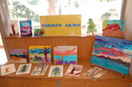 Photo of Los Altos Art Docents Enrichment Camp